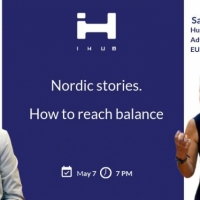 "Захід ""Nordic stories. How to reach balance"""